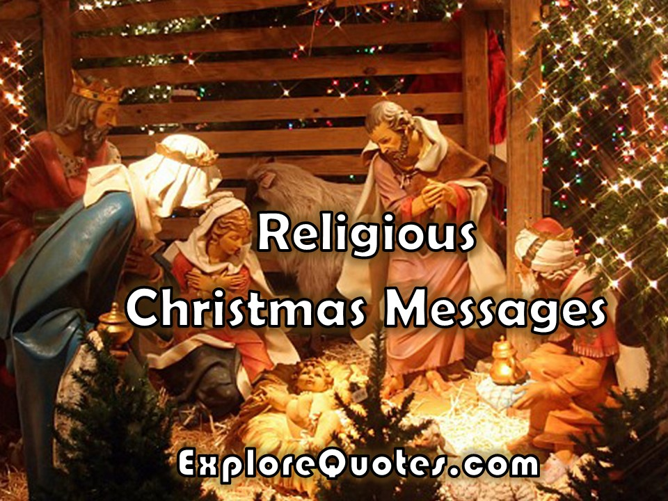 Religious Christmas Images 2019 Religious Christmas Messages, Images, Pictures For WhatsApp